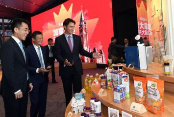 Canada ready to export more food to China: agriculture minister