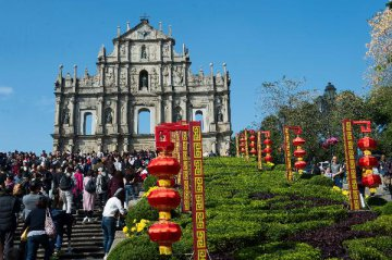 IMF raises Macao GDP growth forecast to 2.8 pct