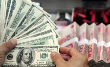 Chinas yuan funds for foreign exchange drop in January