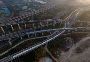China to start construction on 35 railway projects: report