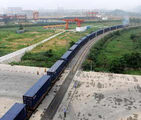Rail cargo volume continues to rise in January