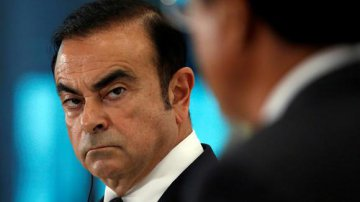 Ghosn to step down as Nissans CEO, Saikawa to become sole chief executive
