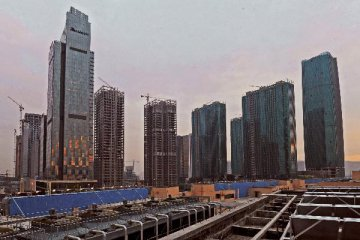 China seeks stable development in property market