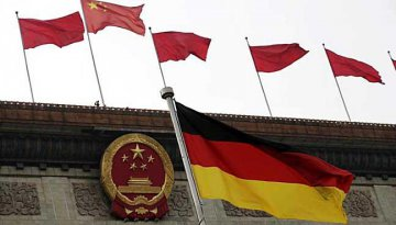 China overtakes U.S. as Germanys main trade partner: German data