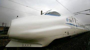 Chinas IPR bullet train runs between Beijing, Guangzhou