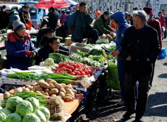 Chinas February inflation forecast at 1.4 pct