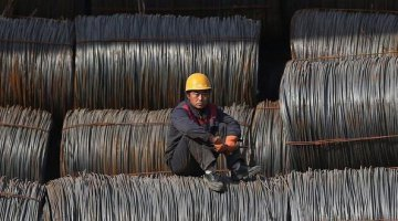 "China "" concerned"" by increasing EU protectionism in steel industry"