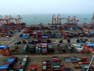 China's foreign trade recovers