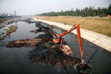China businesses fined 6.63 bln yuan for environment wrongdoings