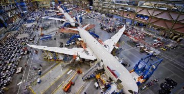 Boeings first overseas factory to be built in Chinas Zhoushan