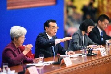 Premier Li says China does not want trade war with U.S.