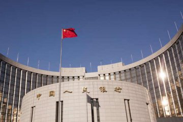 Chinese central bank lifts open market operation tool interest rates