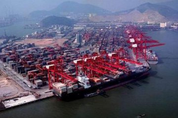 Chinas gross oceanic product exceeds 1 trln U.S. dollars