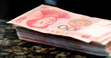 Chinese yuan strengthens to 6.8862 against USD Thursday