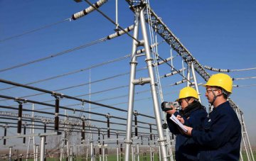 Chinas power use rises in Jan.-Feb.