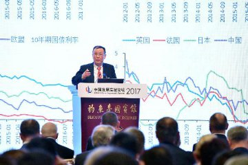 China economic restructuring worlds growth momentum: economist