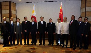China, Philippines agree to boost trade, economic cooperation