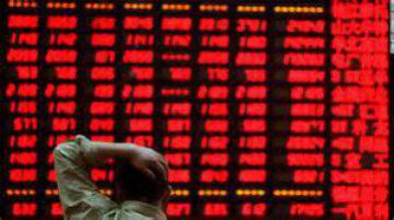 Chinese shares closed higher on Friday