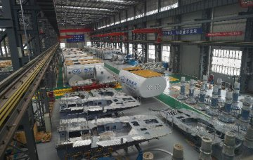 China industrial companies post rapid profit growth
