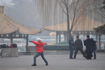 Beijing plans to meet air quality standard by 2030