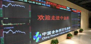 CFFEX cuts maximum transactions of stock index futures