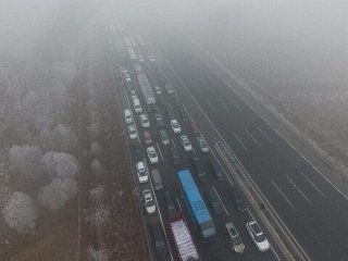 China announces year-long inspection of air quality in northern cities