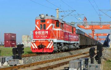Mongolia vows to enhance China-Europe rail freight