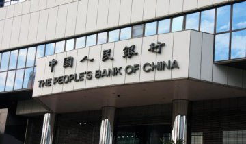 China central bank resumes cash injections into money market