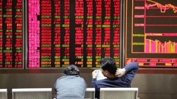 Chinese shares close higher Thursday