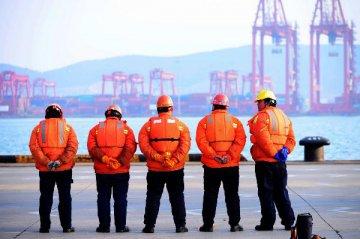 Chinas Q1 exports up 14.8 pct, imports up 31.1 pct