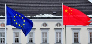 China, EU to hold high-level strategic dialogue in Beijing