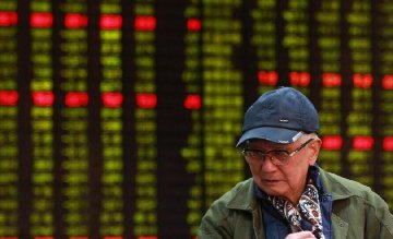 Chinese shares fall on Friday