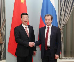 China, Russia agree to further expand investment, energy cooperation