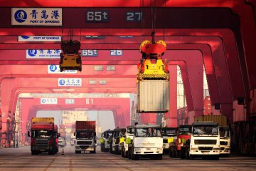 China remains as worlds largest goods exporter: WTO