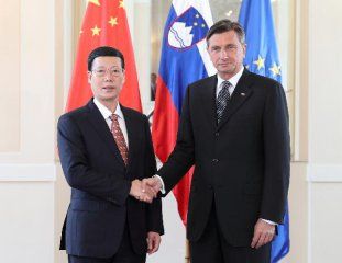 China pledges further cooperation with Slovenia under Belt and Road