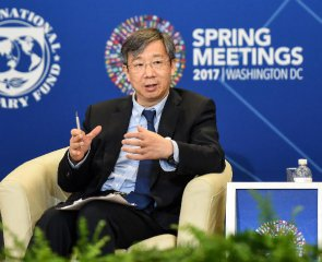 Chinas central bank can promote wider use of SDR, central banker says