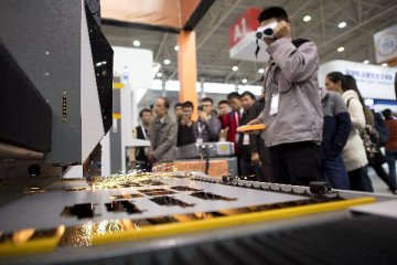 China eyes upgrades to manufacturing industry: report