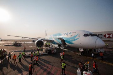 China Southern Airlines orders 20 Airbus A350s worth USD6 bln