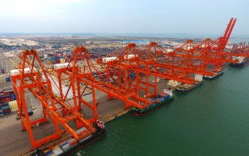 Chinas outbound investment down by nearly 50 pct. in Q1