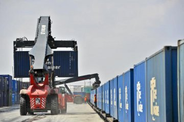 China offers tax incentives for logistics firms