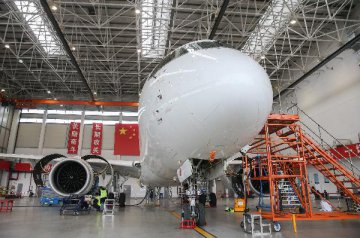Maiden flight for C919 scheduled for May 5