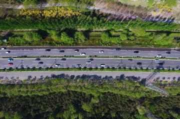 China Taiyuan Aerial Views