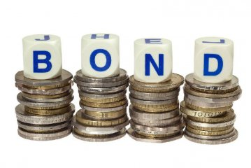 Yield of 10-year treasury bonds higher than 3.5 pct.