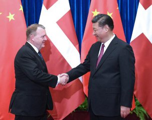 China calls for cooperation with Denmark under Belt and Road initiative