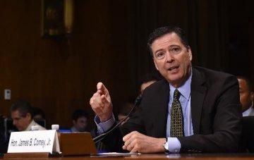 Trumps dismissal of FBI director sparks media, political firestorm