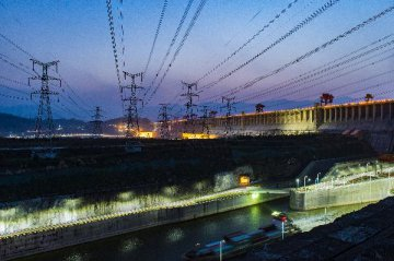 Chinas power use increases in April