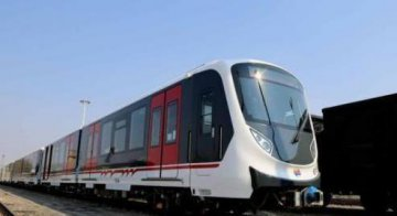 Chinese-manufactured subway trains delivered to Turkey