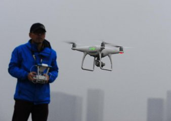 China requires real-name registration for civilian drones