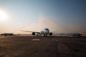 Air China awaits B737 MAX delivery