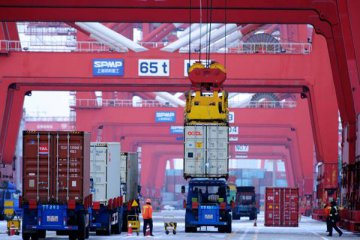 Chinas growth outlook positive despite uncertainties